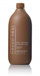 NAKED TAN TANNED 1 LITRE 10% DHA