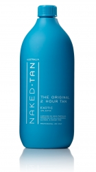 NAKED TAN EXOTIC 1LTR 12% DHA - Click for more info