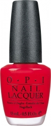 OPI BIG APPLE RED 15ML