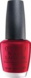 OPI AN AFFAIR IN RED SQUARE 15ML