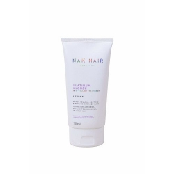 NAK PLATINUM BLONDE TREATMENT 150ML