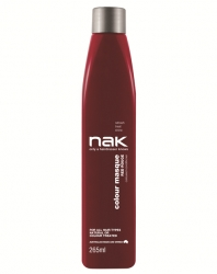 NAK COLOUR MASQUE RED ROUGE 265ML