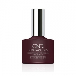 SHELLAC BLACK CHERRY LUXE 12.5ML