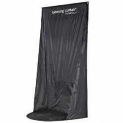 TANNING ESSENTIALS CURTAIN WALL HANG