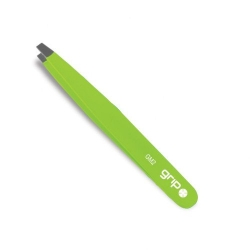 TWEEZER GRIP GREEN STRAIGHT