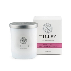 TILLEY SOY CANDLE PERSIAN FIG 240GM