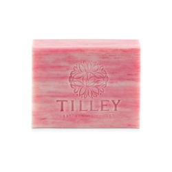 TILLEY SOAPS PINK LYCHEE 100GM