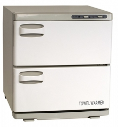 TOWEL WARMER TWIN DOOR