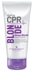 VITAFIVE CPR BLONDE TREATMENT 180ML